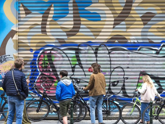 Streetart Brussels