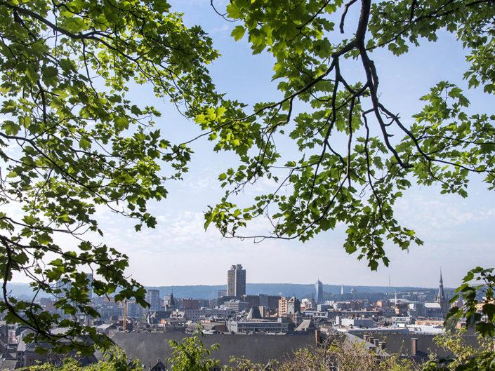 Stadsrand Luik