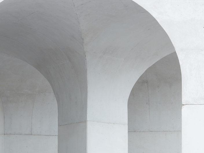 Six Vaults Pavillion